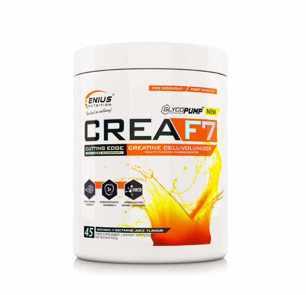 Genius Nutrition CreaF7
